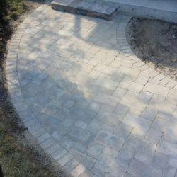 sidewalk build